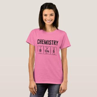 Camiseta Química Boss