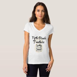Camiseta Quintos 5tos profesores del grado de la piña