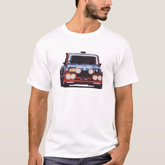 Camiseta R5 Maxi Turbo