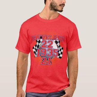 Camiseta Racha de victorias del béisbol de Cleveland