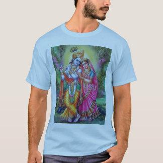 Camiseta radha y krishna