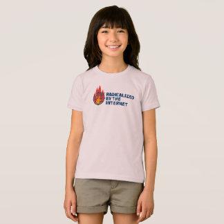 Camiseta Radicalizado por el Internet (para los niños!)