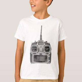 Camiseta Radio de Spektrum RC del bosquejo del lápiz