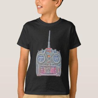 Camiseta Radio de Spektrum RC del chulo del purpurina