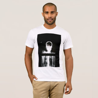 Camiseta radiografía esquelética