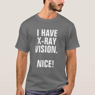 Camiseta Radiografía Vision