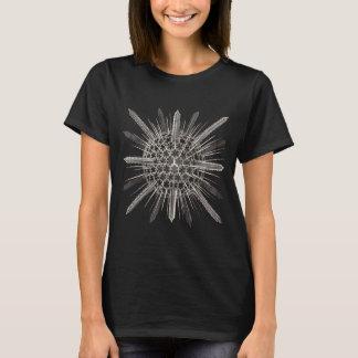 Camiseta Radiolario del enrejado del maleficio de Spikey