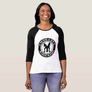 Camiseta Raglán clásico de las señoras