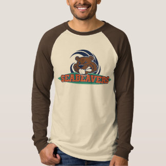 Camiseta Raglán conmemorativo de Seabeavers