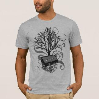 Camiseta raíces 80s