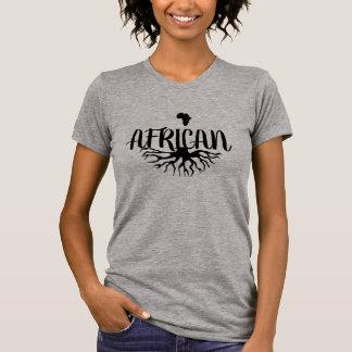 Camiseta Raíces africanas