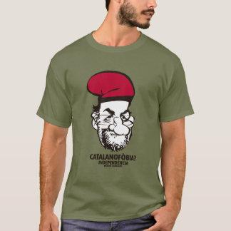Camiseta Rajoy Catalanofobia