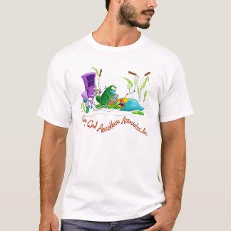 Camiseta Rana de la anestesia de Cape Cod