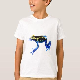 Camiseta Rana de teñido de la flecha del veneno