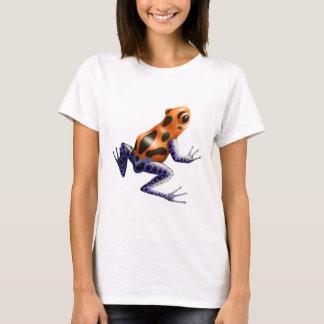 Camiseta Rana del dardo del veneno