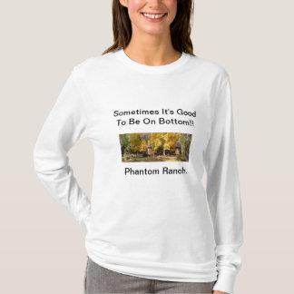 Camiseta Rancho fantasma, parque nacional del Gran Cañón