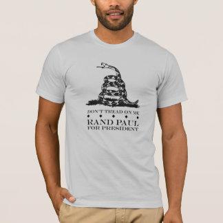 Camiseta Rand Paul para el presidente