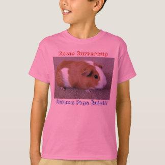 Camiseta ¡Ranúnculo de Rosie, regla de los conejillos de