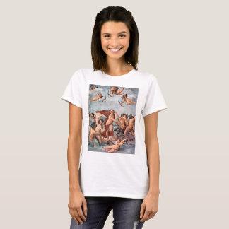 Camiseta Raphael - Triumph de Galatea 1512