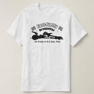 Camiseta RÁPIDA del valor de FRETTY DRAGGUITAR