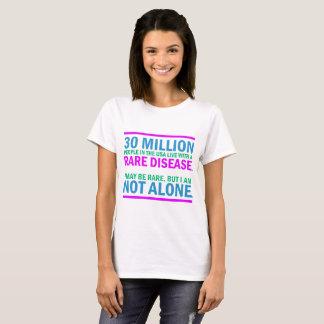 Camiseta rara de la enfermedad