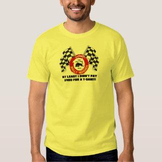 ¡Camiseta rara de los maniacos de la reunión! Camisetas