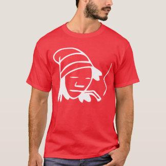 Camiseta Ras Tafari, esquema