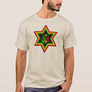 Camiseta Rasta judío