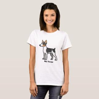 Camiseta Rata Terrier