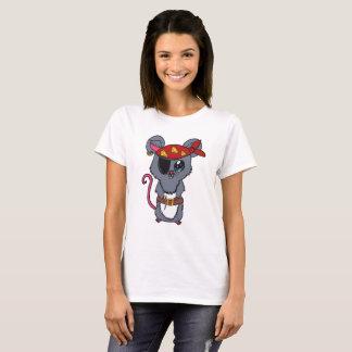 Camiseta Ratón del pirata