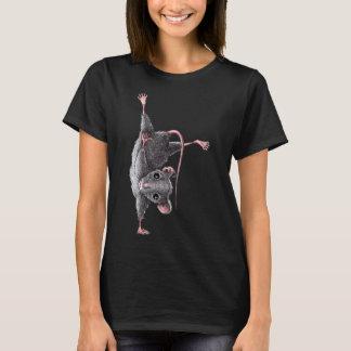 Camiseta Ratón divertido - la caída suelta