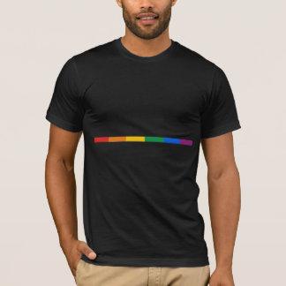 Camiseta Raya del orgullo gay