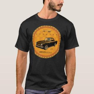 Camiseta Rayo de sol del vintage alpino