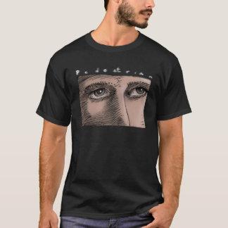 Camiseta Rayo, el peatón