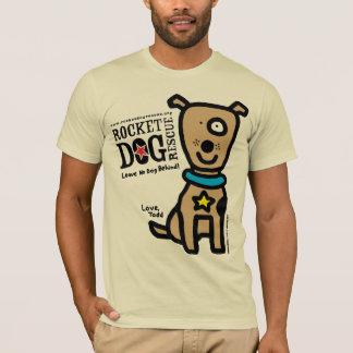 Camiseta RDR - Parr de Todd (perro Brown de Lrg)