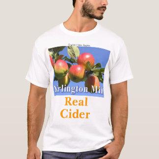 Camiseta real de la sidra