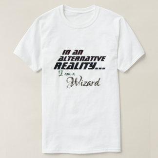 Camiseta Realidad alternativa un mago MMORPG