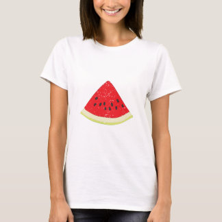 Camiseta Rebanada de la sandía