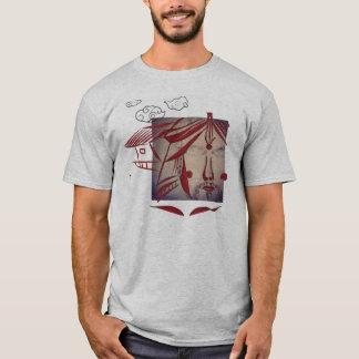 Camiseta Rebanada del samurai