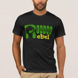 Camiseta rebelde de Jamaica del reggae
