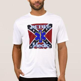 Camiseta rebelde del médico