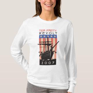 Camiseta Rebelión 2009 de la fiesta del té