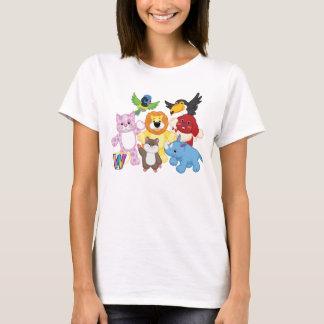 Camiseta ¡Recepción a Webkinz!