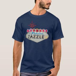 Camiseta Recepción a Zazzle fabuloso