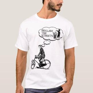 Camiseta reclame las calles