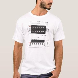 Camiseta Recogida de PAF Humbucking