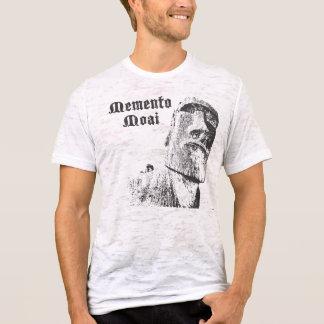 Camiseta Recuerdo Moai