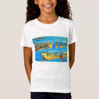 Camiseta Recuerdo viejo del viaje de New Hampshire NH de la