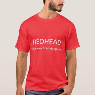 Camiseta Redhead