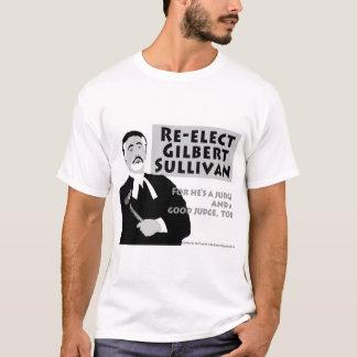 Camiseta Reelija a Gilbert Sullivan